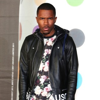 Frank Ocean in The 2013 Brit Awards - Arrivals