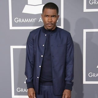 Frank Ocean in 55th Annual GRAMMY Awards - Arrivals