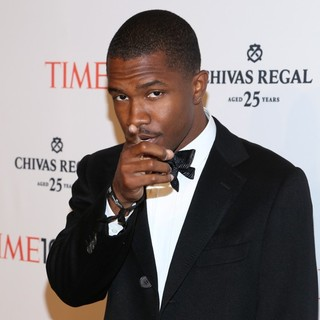 Frank Ocean - TIME 100 Gala TIME'S 100 Most Influential People in The World - Inside Arrivals