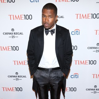 Frank Ocean in TIME 100 Gala TIME'S 100 Most Influential People in The World - Inside Arrivals