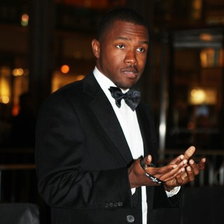 Frank Ocean in TIME 100 Gala TIME'S 100 Most Influential People in The World - Outside Arrivals