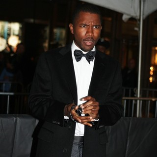Frank Ocean - TIME 100 Gala TIME'S 100 Most Influential People in The World - Outside Arrivals