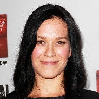 Franka Potente in Premiere Screening of FX's American Horror Story: Asylum