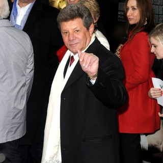 Frankie Avalon in Grudge Match New York Screening - Red Carpet Arrivals