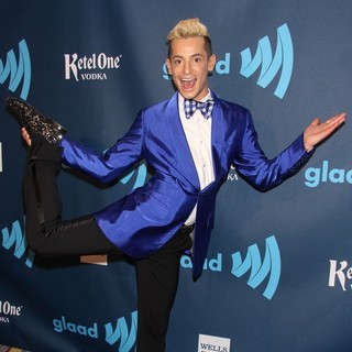 Frankie James Grande in 24th Annual GLAAD Media Awards - Arrivals