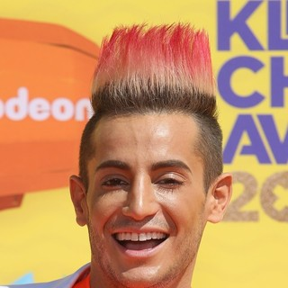 Frankie James Grande in Nickelodeon's 28th Annual Kid's Choice Awards - Arrivals