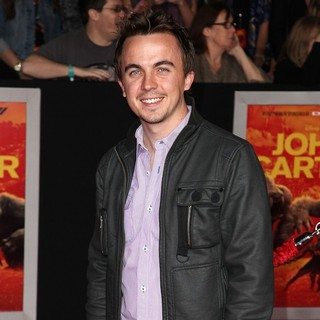 Frankie Muniz in Premiere of Walt Disney Pictures' John Carter