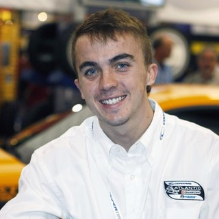 Frankie Muniz in SEMA Convention