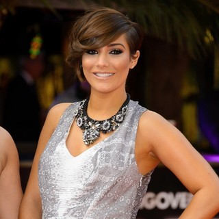 Frankie Sandford, The Saturdays in The Hangover Part III - European Film Premiere