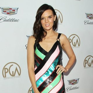 Frankie Shaw in 29th Annual Producers Guild Awards - Arrivals