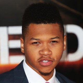 Franz Drameh in World Premiere of Edge of Tomorrow - Arrivals