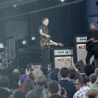 Franz Ferdinand Performing at  Jimmy Kimmel Live! - franz-ferdinand-performing-at-jimmy-kimmel-live-05