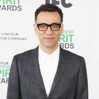 Fred Armisen in The 2014 Film Independent Spirit Awards - Arrivals - fred-armisen-2014-film-independent-spirit-awards-03