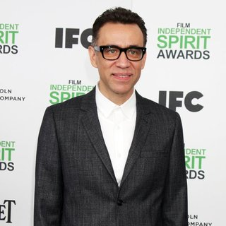 Fred Armisen in The 2014 Film Independent Spirit Awards - Arrivals - fred-armisen-2014-film-independent-spirit-awards-04
