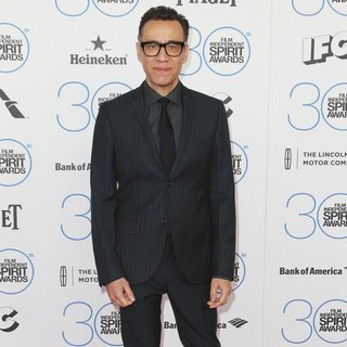 Fred Armisen in 30th Film Independent Spirit Awards - Arrivals - fred-armisen-30th-film-independent-spirit-awards-02
