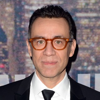 Fred Armisen in Saturday Night Live 40th Anniversary Special - Red Carpet Arrivals - fred-armisen-snl-40th-anniversary-special-01