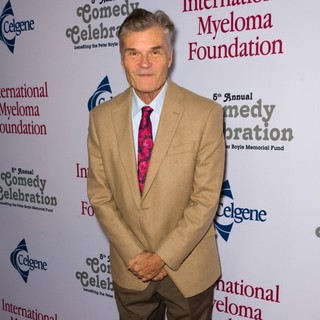 Fred Willard in The International Myeloma Foundation 5th Annual Comedy Celebration