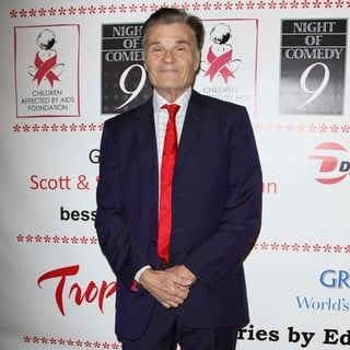 Fred Willard in The 9th Annual Night of Comedy Benefiting The Children Affected by AIDS Foundation
