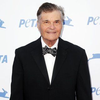 Fred Willard in PETA's 35th Anniversary Bash