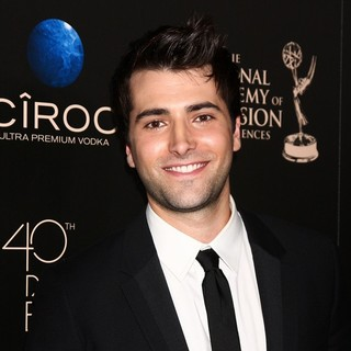 Freddie Smith in The 40th Annual Daytime Emmy Awards - Arrivals