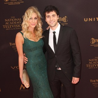 Freddie Smith in 43rd Annual Daytime Emmy Awards - Arrivals