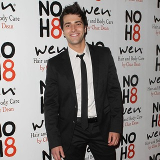 Freddie Smith in NOH8 Celebrity Studded 4th Anniversary Party - Arrivals