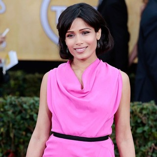 Freida Pinto in 19th Annual Screen Actors Guild Awards - Arrivals
