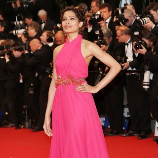 Freida Pinto in Opening Ceremony of The 66th Cannes Film Festival - The Great Gatsby - Premiere