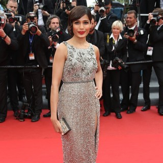 Freida Pinto in 66th Cannes Film Festival - The Bling Ring - Premiere