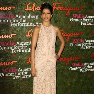 Freida Pinto in Opening Night Gala of The Wallis Annenberg Center for The Performing Arts