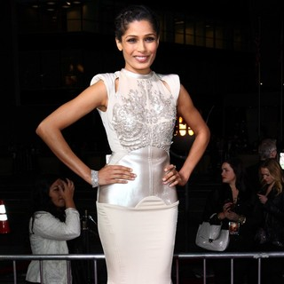 Freida Pinto in Immortals 3D Los Angeles Premiere