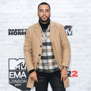 French Montana - The MTV EMA's 2017 - Press Room