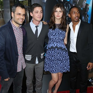 Logan Lerman in Percy Jackson: Sea of Monsters Premiere - freudenthal-lerman-daddario-jackson-premiere-percy-jackson-sea-of-monsters-01