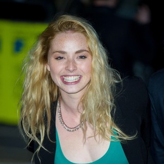 Freya Mavor in Filth UK Film Premiere - Arrivals