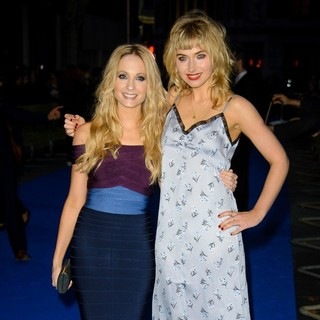 Joanne Froggatt, Imogen Poots in Filth UK Film Premiere - Arrivals