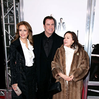John Travolta, Kelly Preston, Karen Lynn Gorney in 'From Paris with Love' premiere - Arrivals