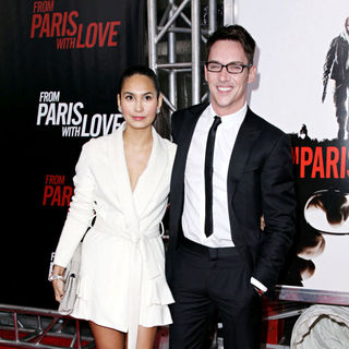 Jonathan Rhys-Meyers in 'From Paris with Love' premiere - Arrivals