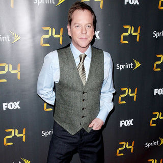 Kiefer Sutherland in '24' Season Eight Premiere