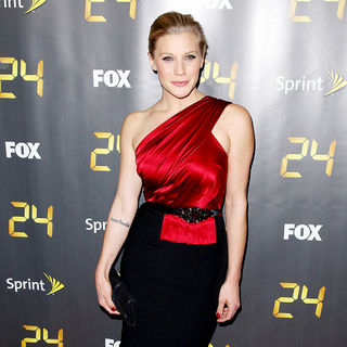 Katee Sackhoff in '24' Season Eight Premiere