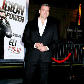 Ray Stevenson in Los Angeles Premiere of 'The Book Of Eli' - Arrivals