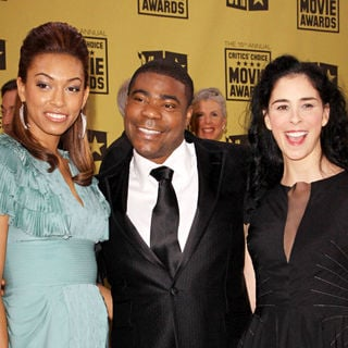 Sarah Silverman, Tracy Morgan in 15th Annual Critics' Choice Movie Awards