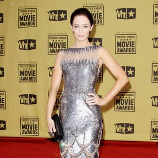 Emily Blunt in 15th Annual Critics' Choice Movie Awards