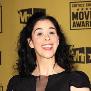 Sarah Silverman in 15th Annual Critics' Choice Movie Awards