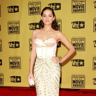 Marion Cotillard in 15th Annual Critics' Choice Movie Awards