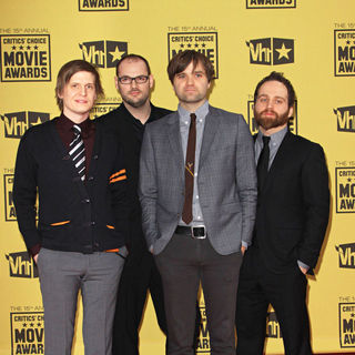 Death Cab for Cutie in 15th Annual Critics' Choice Movie Awards - full_critics_choice_68_wenn2712745