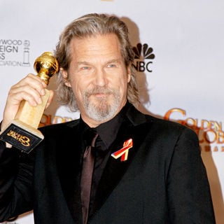 Jeff Bridges in 67th Annual Golden Globe awards - Press Room