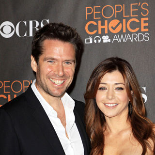 Alexis Denisof, Alyson Hannigan in People's Choice Awards 2010