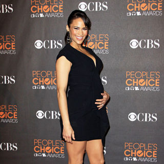 Paula Patton in People's Choice Awards 2010