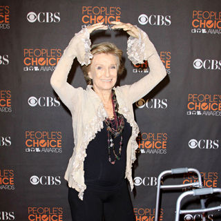 Cloris Leachman in People's Choice Awards 2010