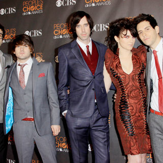 Cobra Starship in People's Choice Awards 2010
